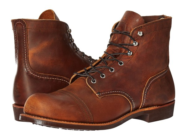 """Red Wing Heritage 6"""" Iron Ranger Lug at Zappos.com"""