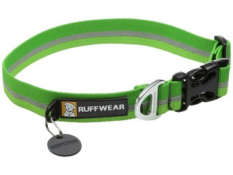 Ruffwear Crag Collar (Meadow Green) Dog Collar