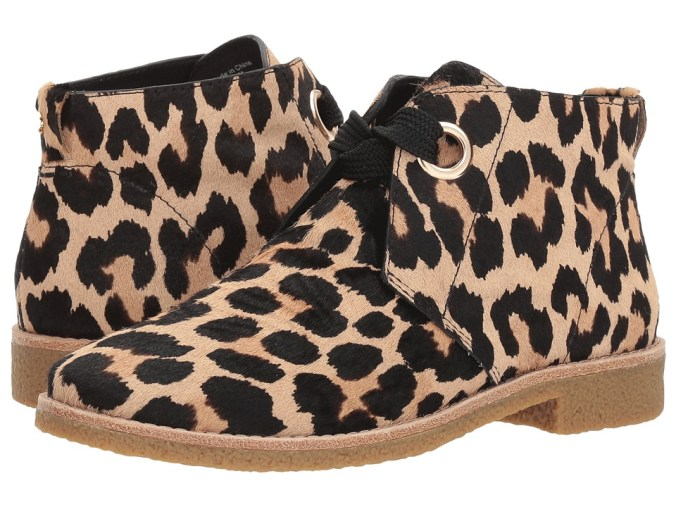 Kate Spade New York - Barrow (Amaretto/Black Leopard Print) Women's Shoes