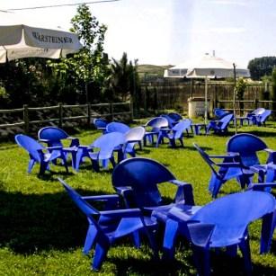 Parques con terrazas en Zaragoza