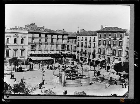 La fuente más antigua de Zaragoza