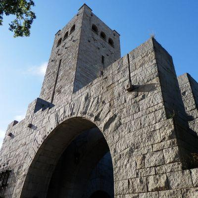 La Torre de los Italianos en Zaragoza