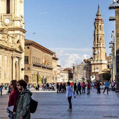 Date una vuelta por Zaragoza sin salir de casa