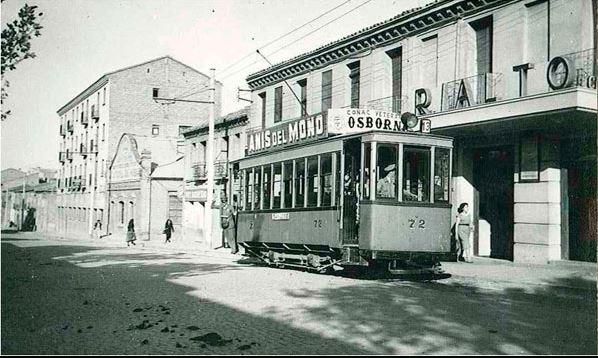 Antiguos cines de Zaragoza - Cine Rialto