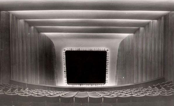 Antiguos cines de Zaragoza - Cine Coso