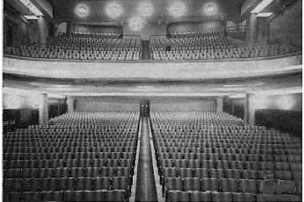 Antiguos cines de Zaragoza - Cine Goya