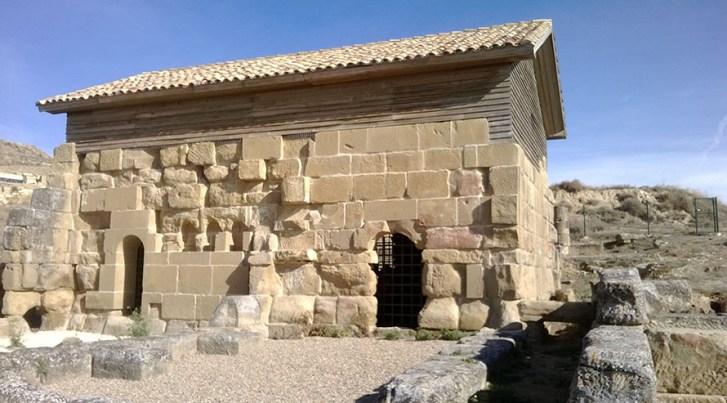 Yacimientos romanos para visitar en la provincia de Zaragoza