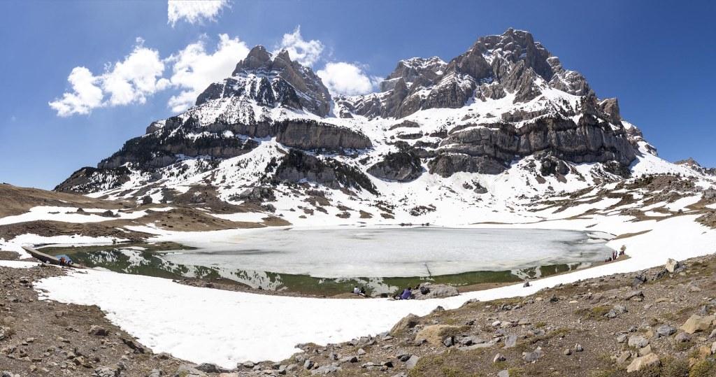 ibón de Piedrafita - Excursiones fáciles Pirineo Aragonés