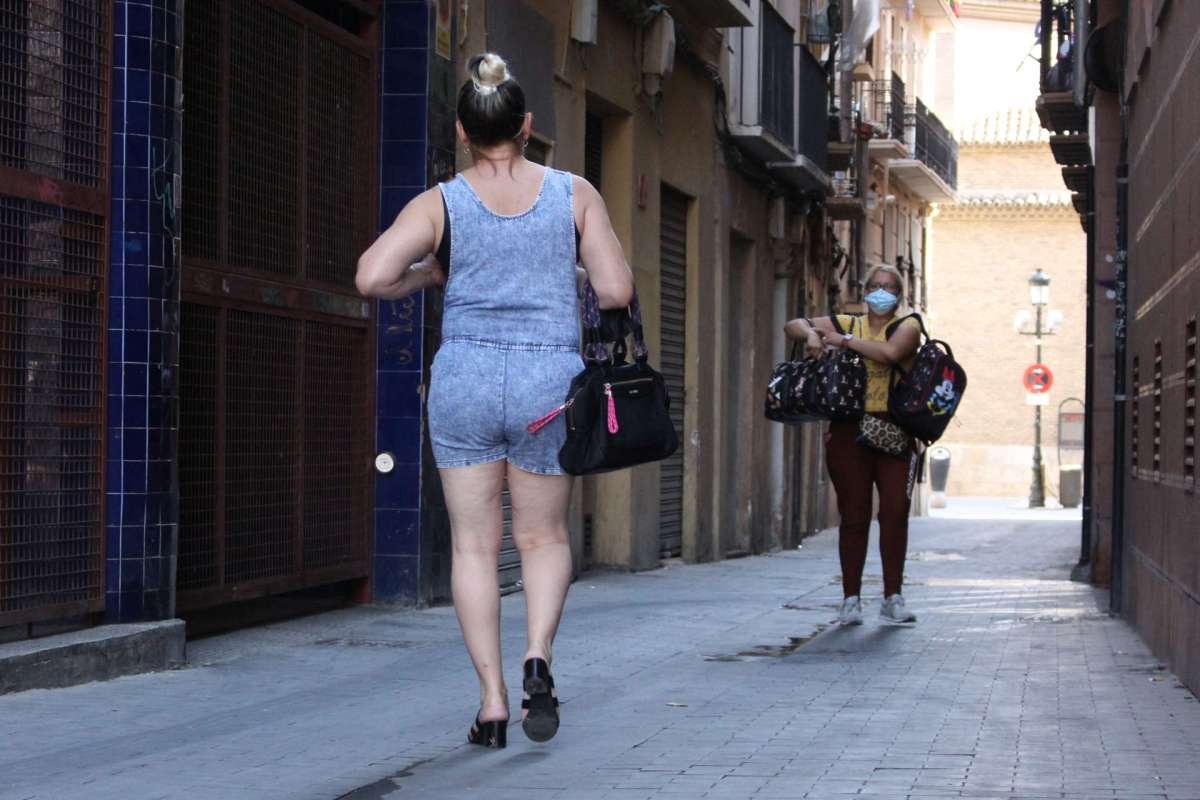 Zaragoza sucias