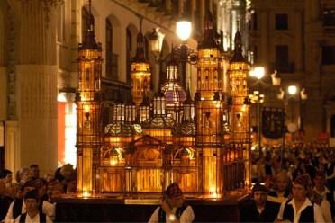 Farol del Templo del Pilar