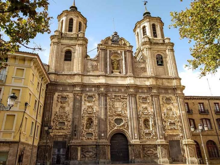 ▷ Iglesia de Santa Isabel de Portugal o San Cayetano | ۞ ZaragozaGo
