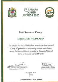 BEST SEASONAL CAMP