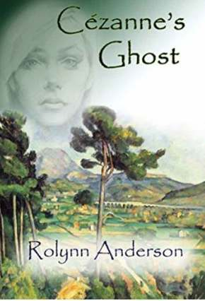 Zara West Interviews romance author Rolynn Anderson, author of Cezanne's Ghost