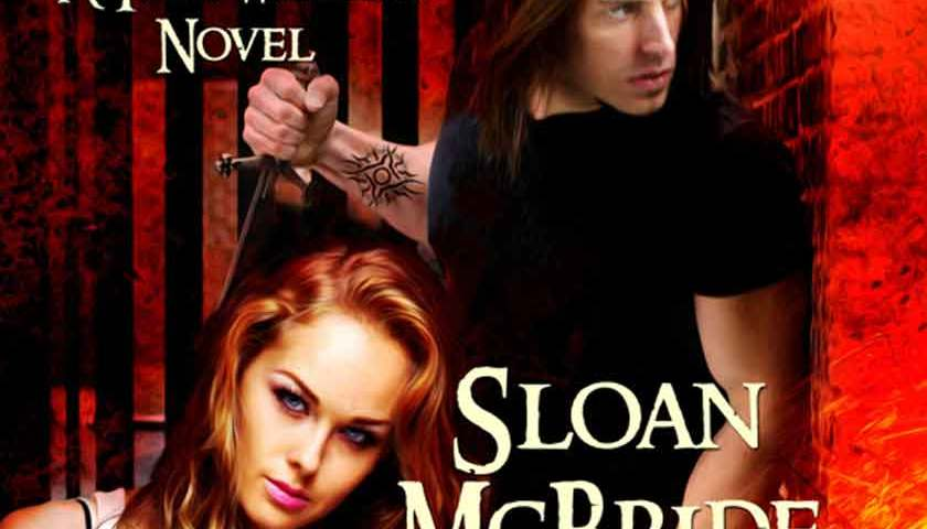 Sloan McBride is interviewed by Zara West about her book The Fury
