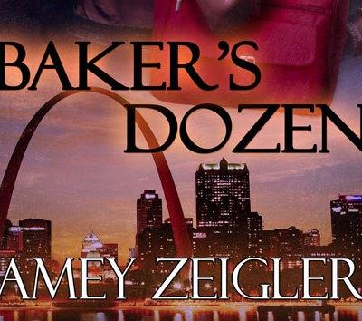 zarawest interviews Amey Zeigler about her romantic suspense Baker's Dozen