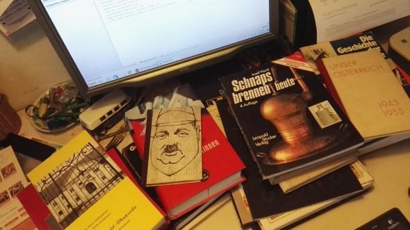 Bücher, Bücher, Bücher...