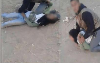 موجة غضب عارمة في المغرب بسبب فيديو صادم لمحاولة اغتصاب فتاة في الصف التاسع بالشارع ، و ايقاف صاحب الفيديو