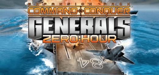 C&C Generals Zero hour