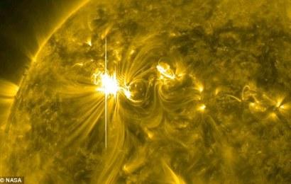 انفجار هائل في الغلاف الجوي للشمس قد يسبب تأثيرا كبيرا على الأرض هذا الأسبوع