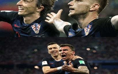نظرة على أعمار نجوم منتخب كرواتيا و الاندية التي يلعبون بها تفسر تفوقهم على عنفوان المنتخب الانكليزي