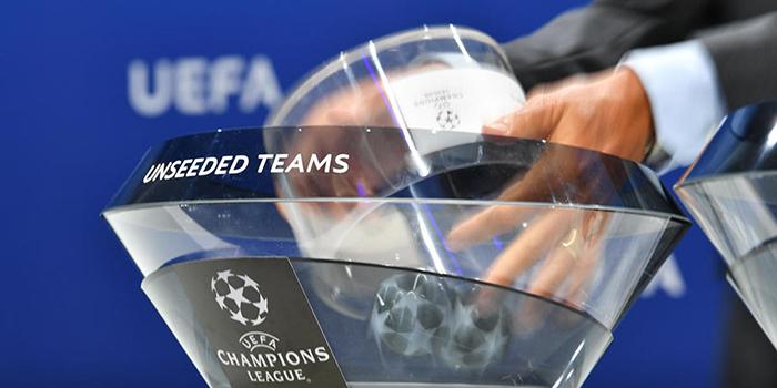 مجموعات دوري أبطال أوروبا لموسم 2020 نتائج قرعة دوري الأبطال