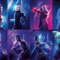 #Avengers #InfinityWar Posters individuales