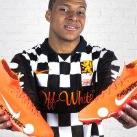 Nike Mercurial Mbappe x Virgil Abloh