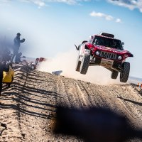 Carlos Sainz se adjudico el Rally Dakar 2020 con el MINI JCW Buggy
