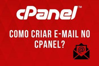 Como Criar E-mail no Cpanel