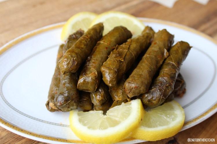 Sarma (gevulde wijnbladeren)
