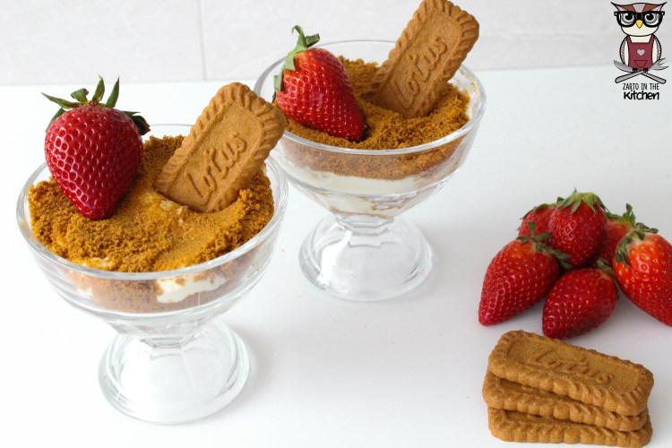 Speculaas trifle