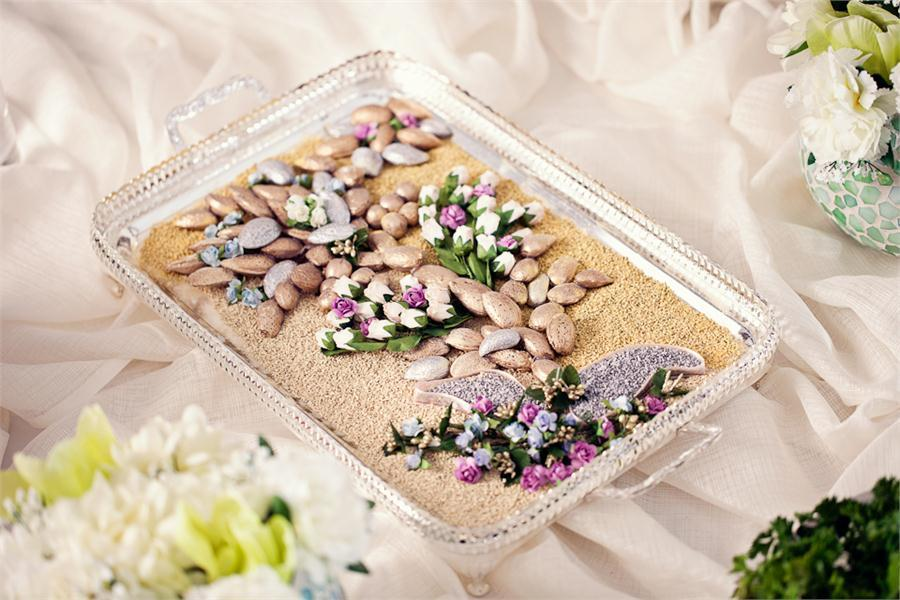Zarvaragh Ghazaleh Rahbar Spring Scent Wedding