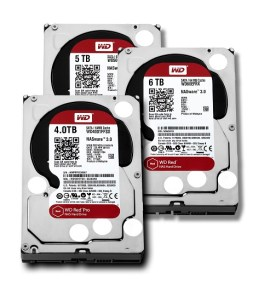 Western Digital Red Pro - Crveni Hard Diskovi