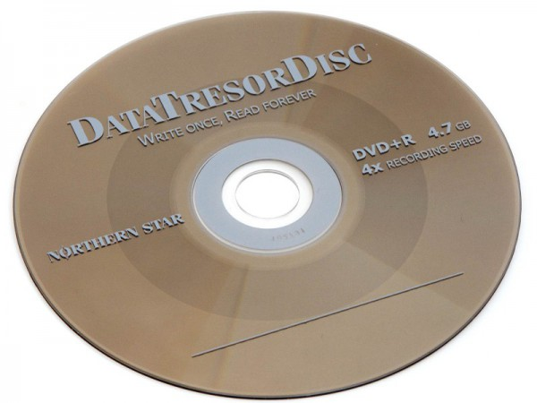 Data Tresor Disc (DTD)