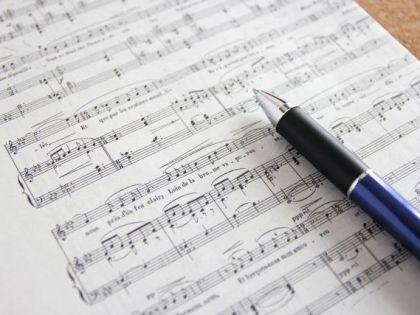 音楽 楽譜 譜面