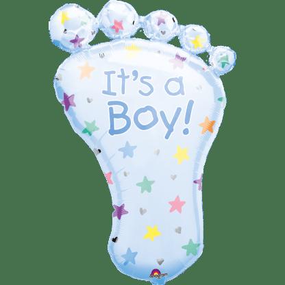 Geburt Junge It´s a Boy Folienballon