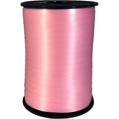 Ballonband Ribbon Band 5 mm Rosa