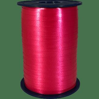 Ballonband Ribbon Band 5 mm Rot