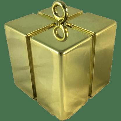Ballongewicht Geschenk Gold 110g