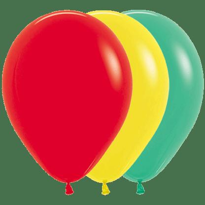 Sempertex Ballons 30 cm Carnaval Sortiment