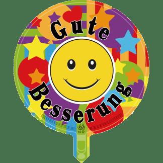 Folienballon Krankheit gute Besserung
