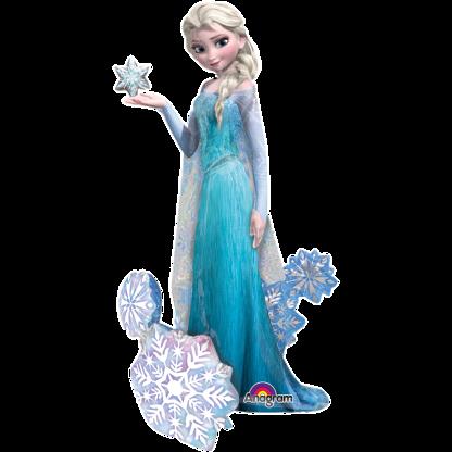 Frozen Anna Eiskönigin Ballon Airwalker