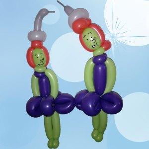 Hexe-Halloween-Schwestern-Ballonfigur-Ballons-Saarland-Rheinland-Pfalz-Homburg-Neunkirchen-Saarbrücken-Birkenfeld
