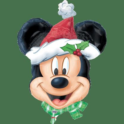 Mickey Mouse Weihnachten Weihnachtsmann
