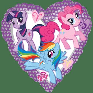 My Little Pony Folienballon Geburtstag