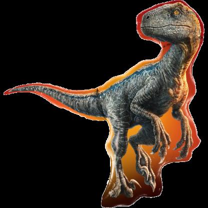 Folienballon Dinosaurier Raptor