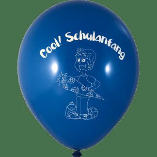 Cool Schulanfang 30 cm Blau