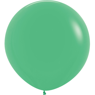 Sempertex Rundballon 90 cm Grün