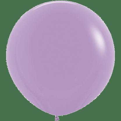 Sempertex Rundballon 90 cm Lila