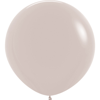 Sempertex Europe Rundballon White Sand